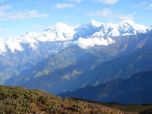 Ruby valley Ganesh himal trek