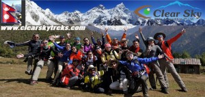 clearskytreks fixed departure