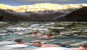 Annapurna Base Camp Trekking with Natural Hot Spring bath