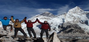 Everest Base Camp Trekking in low Budget