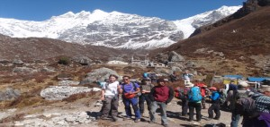 Langtang Valley Trekking for supporting Earthquake victims