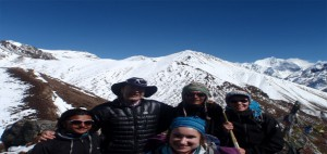 langtang valley trek after quake